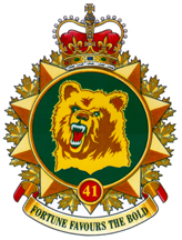 41 Canadian Brigade Group